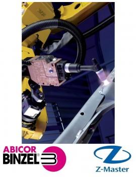 Головка сварочной горелки ROBO ABITIG WH 400 W 90 гр. L120 mm