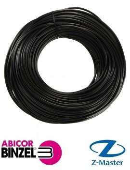 Газовый ПВХ-шланг черный 3х1,5 Abicor Binzel (Абикор Бинцель)