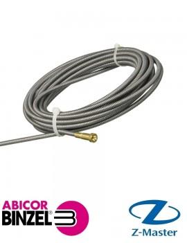 Направляющая спираль 2,0х4,5х5400 мм (для проволоки D 1,0; 1,2 мм) Abicor Binzel (Абикор Бинцель)