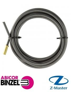 Направляющая спираль 2,8х6,3х3400 мм (для проволоки D 1,6; 2,0 мм) Abicor Binzel (Абикор Бинцель)