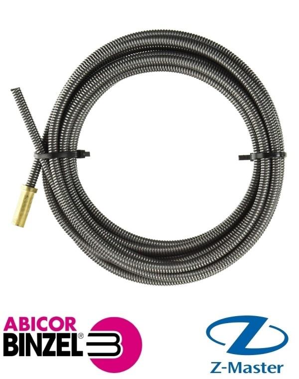 Направляющая спираль 4,5х7,0х3400 мм (для проволоки D 2,8; 3,2 мм) Abicor Binzel (Абикор Бинцель)
