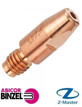 Контактный токосъёмный наконечник CuCrZr M8 /2,4 /D=10,0 /30 Abicor Binzel