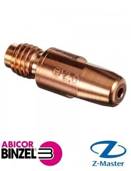 Сварочный токосъёмный наконечник CuCrZr M8 /2 /D=10,0 /30 Abicor Binzel