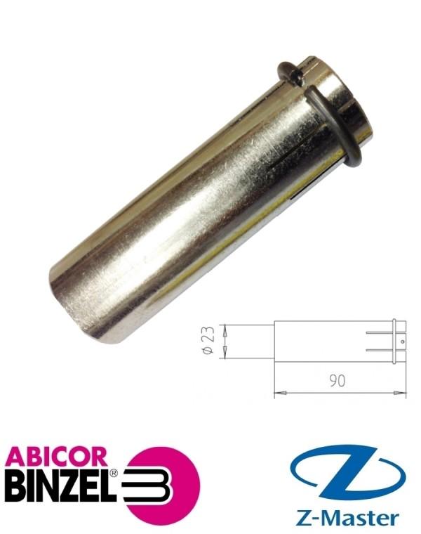 Цилиндрическое сопло газовое D 23/90 Abicor Binzel