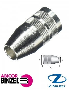 Cопло диам. 13 48,5 мм к типу 290/300 W Abicor Binzel (Абикор Бинцель)