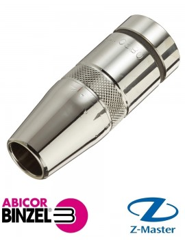 Газовое сварочное сопло диаметром 16/75 к ABIROB A500 Abicor Binzel
