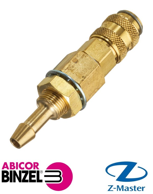 Быстросъемная муфта 8 мм Abicor Binzel