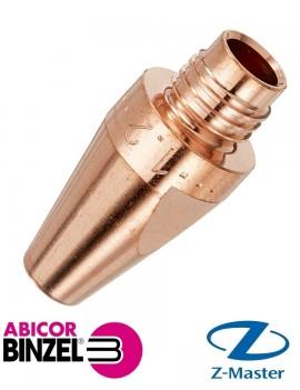 Сопло плазменное длинное D 1,7 мм ABIPLAS WELD 100W / MT