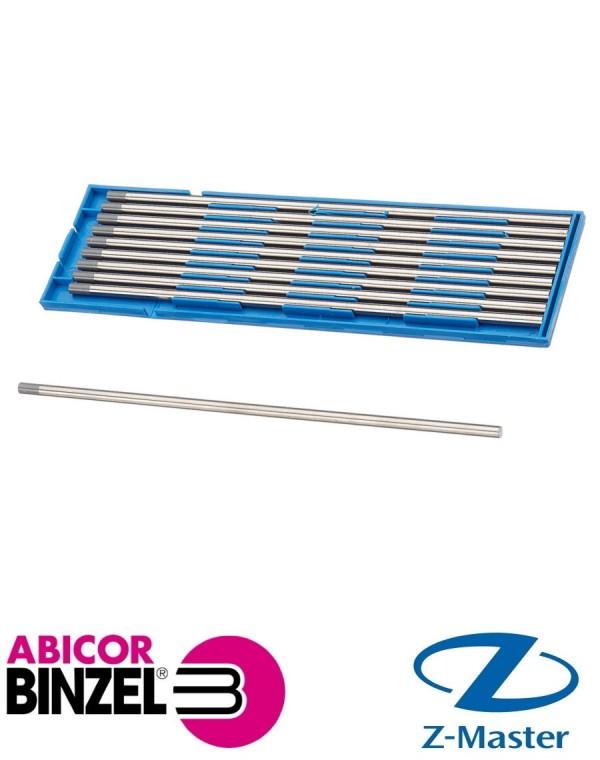 Вольфрамовый электрод WC 20 2,4/175 мм Abicor Binzel (Абикор Бинцель)