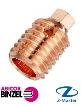 Корпус цанги 2,4 мм сварочных горелок Abicor Binzel (Абикор Бинцель)