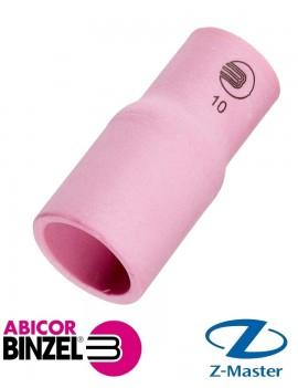 Сопло керамическое 43,0 мм размер 10 (1 уп. - 10 шт.) Abicor Binzel (Абикор Бинцель)