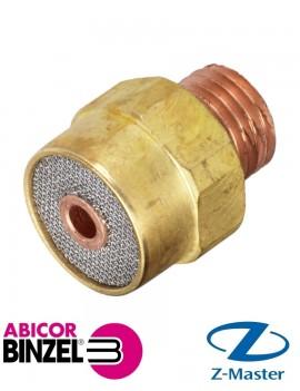 Корпус цанги с газовой линзой 3,2 к ABITIG18SC, шт Abicor Binzel