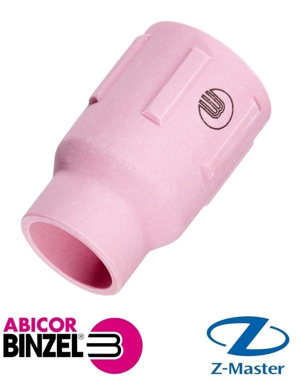 Сопло керамическое для горелки TIG 19,5 х 50 мм Abicor Binzel