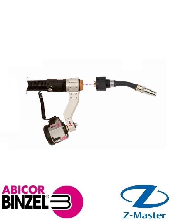 Горелка сварочная ABIROB W600 для роботизированной MIG/MAG сварки