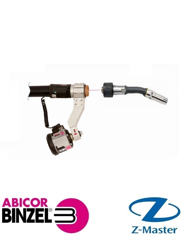 Сварочная горелка для роботизированной сварки ABIROB W500