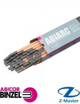 Плоский угольный электрод 10х5 х305 мм 510 S