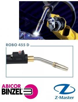 Горелка для роботизированной Сварки ROBO 455D M8 22 гр 3 м