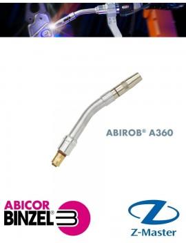 Гусак сварочной горелки MIG/MAG ABIROB A360 с углом 35, Абикор Бинцель