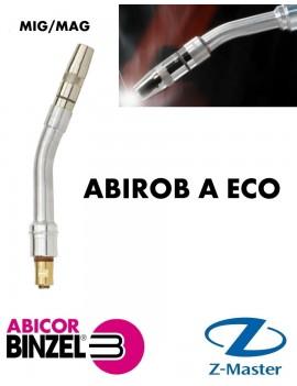 Гусак сварочной горелки MIG/MAG ABIROB A360 с углом 45, Abicor Binzel