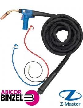 Сварочная горелка Push Pull Plus 401D гусак 45 гр., 8 м WZ-2 095.0115