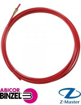 Тефлоновый канал сварочной горелки 2,0х5500 для проволоки 1,0 - 1,2 мм
