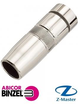 Сопло коническое D16/3 65 мм для сварочной горелки ABIROB A360, Абикор Бинцель