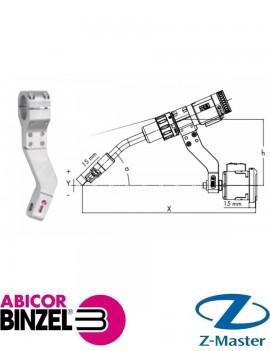 Держатель ABIROB 22/CAT2-HL X500/Y0/SO15 - W500 22 (+100) Abicor Binzel