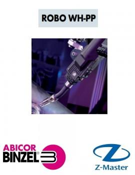 Сварочная горелка без гусака ROBO WH-PP 4,5 м в японском исполнении, Abicor Binzel
