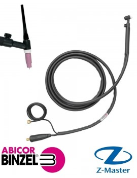 Сварочная вентильная горелка ABITIG 17V 4м BSB 10-25 RU Abicor Binzel
